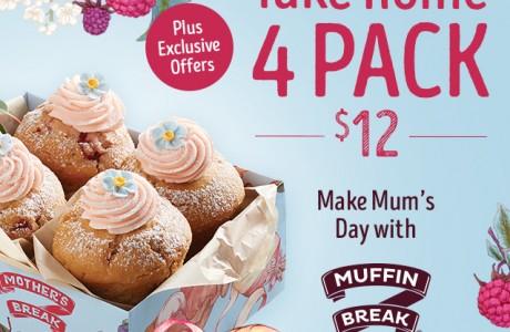 Muffin Break Offer Website Summerhill